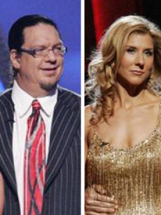 Penn Jillette and Monica Seles leave 'Dancing'