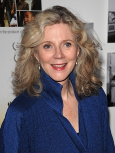 Blythe Danner arrives to the screening of &#039;The Visitor&#039; in NY