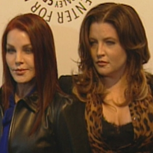 Video 229553 - Lisa Marie & Priscilla Presley Talk Pregnancy, 'Dancing'