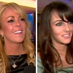 Video 236971 - Access Extended: Ali & Dina Lohan In Las Vegas