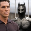 Christian Bale as Bruce Wayne and his crime fighting alter-ego, Batman