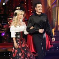 Julianne Hough and Adam Carolla on 'Dancing With the Stars'