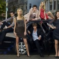 The cast of 'Gossip Girl'