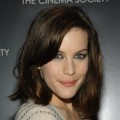 Liv Tyler attends a screening of 'Iron Man' at the Tribeca Grand Hotel, NYC