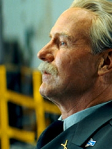 William Hurt as Gen. Thaddeus Thunderbolt Ross,  seeks to capture the Hulk and brutally exploit his power