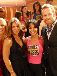 Biggest Loser Couples Alison Sweeney Ali Jillian Bob
