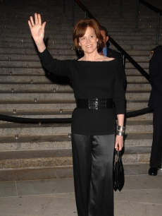 Sigourney Weaver at the Vanity Fair party for the Tribeca Film Fest