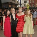 Kristin, Cynthia, Kim and Sarah Jessica at the World premiere of 'SATC'