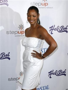 Garcelle Beauvais at the Step Up Women's Network Inspiration Awards