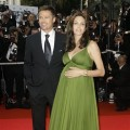 Brad Pitt and Angelina Jolie at the premiere of &#8216;Kung Fu Panda&#8217; at Cannes