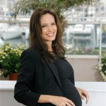 Angelina Jolie at the photo call for the film 'Changeling' in Cannes