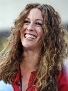 Alanis Morissette appears on NBC's 'Today'
