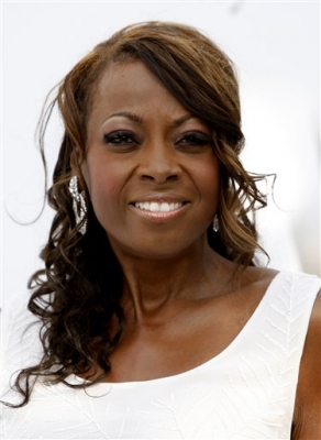 Star Jones arrives for the 2008 amfAR Cinema Against AIDS benefit, during the Cannes Film Festival