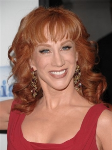 Kathy Griffin attends Bravo's A-List Awards, June 4, 2008