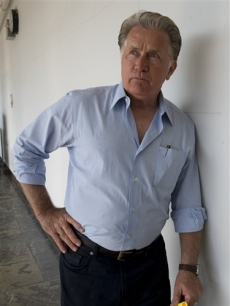 Martin Sheen visits Sacred Heart University for a conference on human rights 