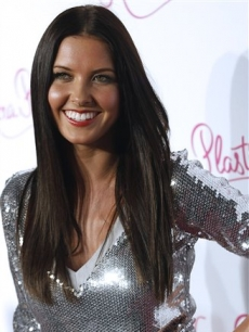 Audrina Patridge at the Kira Plastinina United States Launch Party