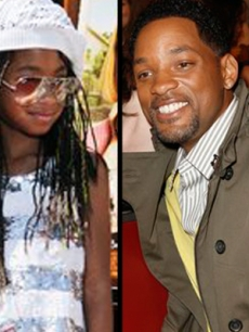It's Willow Smith vs. Will Smith at the box office