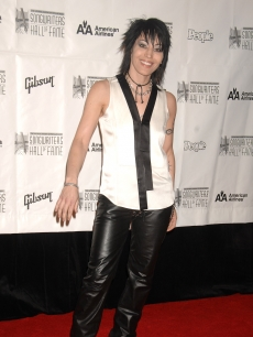 Joan Jett at the 2008 Songwriters Hall of Fame in NYC