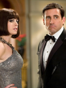 Anne Hathaway and Steve Carell in 'Get Smart'