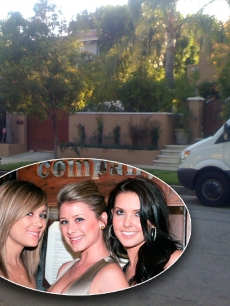 The Hills Residence - Lauren Conrad, Lo Bosworth, Audrina Patridge
