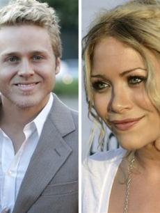 Spencer Pratt and Mary-Kate Olsen