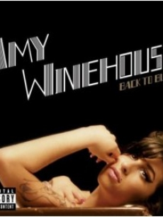 Amy Winehouse's 'Back To Black' album cover