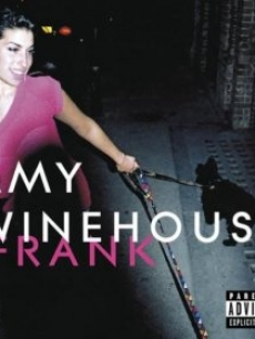 Amy Winehouse's 'Frank' album cover