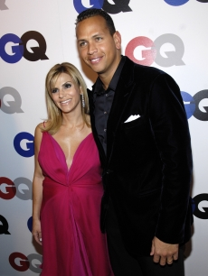 Alex Rodriguez and wife Cynthia