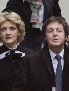 Paul McCartney&#8217;s divorce attorney Fiona Shackleton
