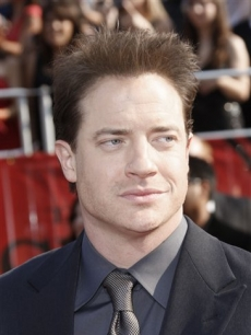 Brendan Fraser hits the red carpet at the ESPYs in Los Angeles