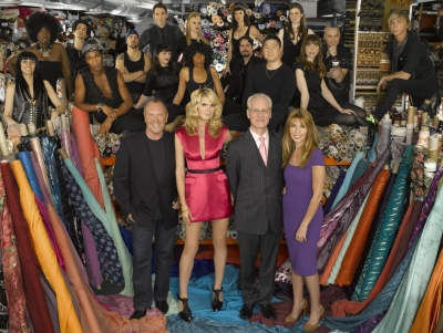 Meet the contestants and judges of 'Project Runway' Season 5