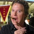 Billy feasts on scorpions at the Night Market in Beijing!