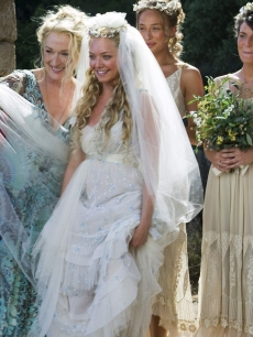 MAMMA MIA - Meryl Streep - Amanda Seyfried - Ashley Lilley - Rachel McDowell
