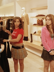 &#8216;Mean Girls&#8217; Lindsay Lohan - Seyfried - Chabert - McAdams