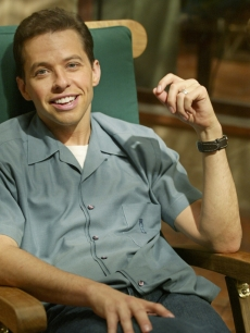Jon Cryer in &#8216;Two and a Half Men&#8217;