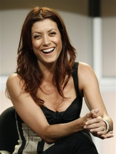Kate Walsh talks 'Private Practice' in Los Angeles, July 18, 2008