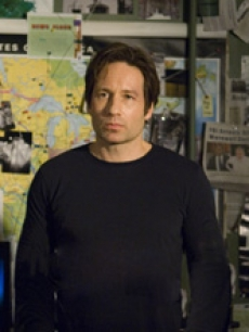 David Duchovny in 20th Century Fox's 'The X-Files: I Want to Believe'