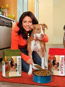 Rachael Ray launches a new line of super premium dog food and treats called Rachael Ray Nutrish