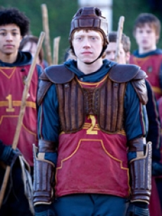 "Rupert Grint as Ron Weasley in Warner Bros. Pictures' ""Harry Potter and the Half-Blood Prince"" (2008)"