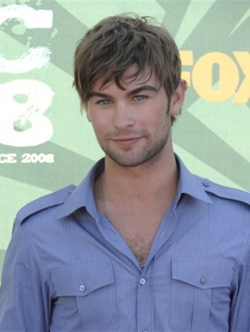 'Gossip Girl's' Chace Crawford at the Teen Choice Awards, Aug 3, 2008