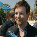 David Cook at the Teen Choice Awards 2008