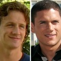 Swimmer Ryan Lochte and &#8216;Prison Break&#8217; star Wentworth Miller&#160; 