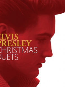 Elvis Presley - 'Christmas Duets' Album Cover