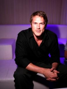 'Sex and the City' star Jason Lewis hangs at PURE in Las Vegas, Aug. 2008