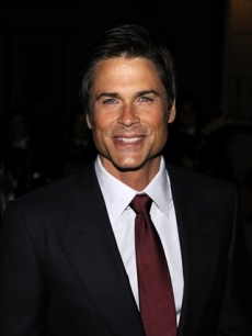 Rob Lowe attends the Border Governor's Conference Gala, hosted by California Governor Arnold Schwarzenegger