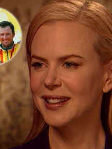 Nicole Kidman helped inspire Australian sailing team Nathan Wilmot and Malcolm Page&#160; 