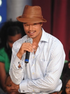 Terrence Howard celebrates the 200th episode of '106th & Park'