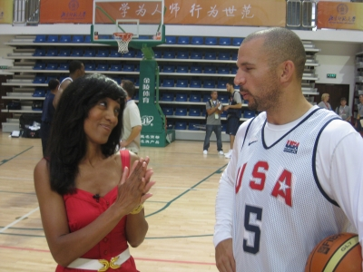 Shaun and Jason Kidd