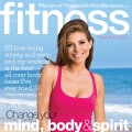 Maria Menounos Fitness Magazine Cover