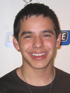 David Archuleta comes to Access Hollywood